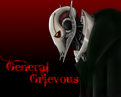 Star Wars - General Grievous by Kyuubi0017