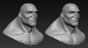 Speedsculpt by Hankins