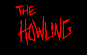 The Howling -Title Wallpaper1 by DTWX