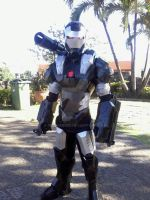 War Machine 2013 cosplay by pakwan008