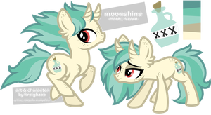 moonshine by ivyhaze