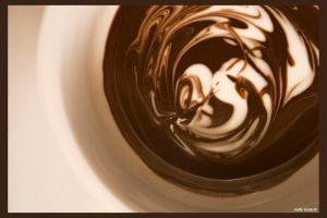 Chocolate Swirl by Imagine-This