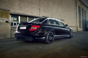 Mercedes-Benz C63 AMG - 6 by mystic-darkness