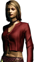 Silent Hill Maria Render by VIOLET-2010