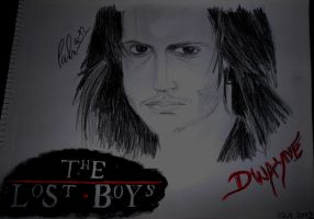 Dwayne The Lost Boys by EmperorSteele92