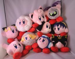 Fight Fight, Kirby Team! 3 by Lexiipantz