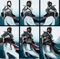 Altair AC Walkthrough by Namecchan