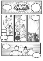 [Manga] Speechless Preview by LiberiArcano