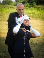 Hitman: Absolution Cosplay Session 15 by Bahamut-Eternal