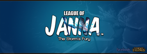 Facebook Cover #6 - Janna by CreateMyIntro