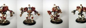 Warmachine- Repentor Light Warjack by z95pilot