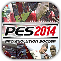 PES 2014 Game Icon by Wolfangraul
