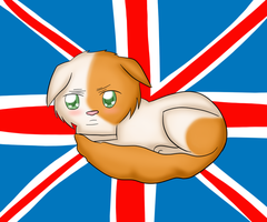 Cat Britain by Blaisie