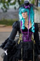 VOC: frilly dress is frilly. by kayitea