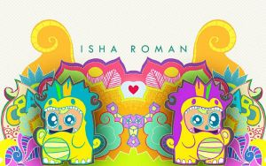 The Symmetry of Love by isha-roman