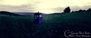 The Tardis Project - Fig Road by Jbressi