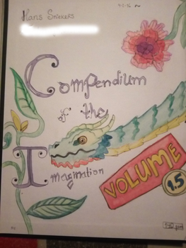 Compendium of the Imagination volume 1.5 by hananas59