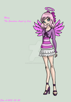 Mary The Guardian Angel of Livy by Loveyraspberry