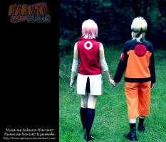 NaruSaku by ToraCosplayers