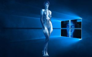 Cortana 2 by joe-cavalry