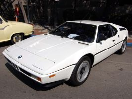 holy crap BMW M1 amazing by Partywave
