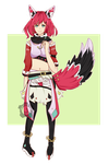Adoptable Auction #5 [CLOSED] by jellification