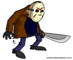 Jason Voorhees stock art by babylon-sticks