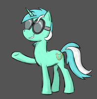Even More Lyra (WIP) by DoodleSuovick