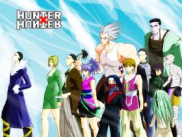 Follow the leader - HxH by Sin-nombre