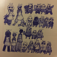 Daycare for Skeletons by InsanityCreator