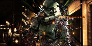 rusted Trooper by RisingDeadSoul