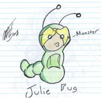 Julie Bug XD by AccessThyme