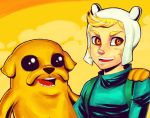 Jake n Finn by dreamwatcher7