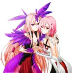 Mana x Inori [Guilty Crown] by kishiro-kun
