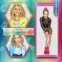 Anna Sophia pack png by iWillNotSurrender