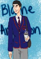 Blaine Freaking Anderson by hollyluvsarty