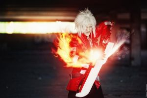 Shinigami Ragna The BloodEdge 2 by Bloody-PoSTaL
