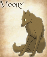 Marauders - Moony by XWolf-ShadowX
