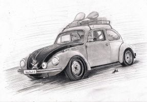 VW Beetle - VosDost :) by CptSky