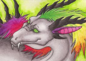 ACEO- Toxin by Sky-Shifter