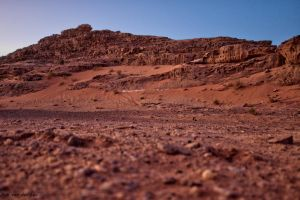 No, it's not on mars by forgottenson1