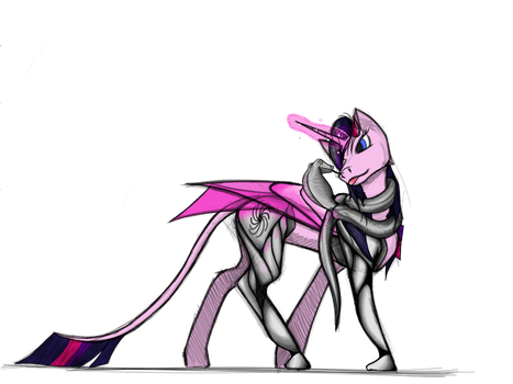 Shooting Star - The Wanderer by Scrap-Lord