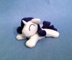 Rarity beanie plush by Bewareofkitty