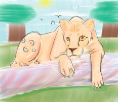 Kay Lala Lion full by catseathedevil