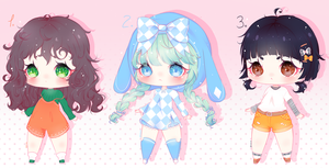 cheebs adopt (SOLD OUT) by Nihmei