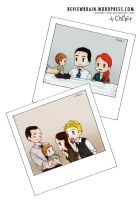 We are a family -5x04 ep tag by Chizuru-chibi