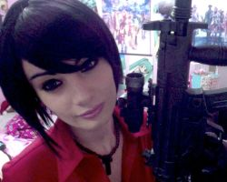 Ada Wong resident evil 6 Test Photo by ZombieQueenAlly