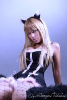 Kitty Cat I by Tanit-Isis