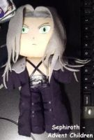 Sephiroth - Advent Children by snowtigra