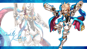 Elsword Chung Deadly Chaser Wallpaper 1920x1080 by DarkiGFX